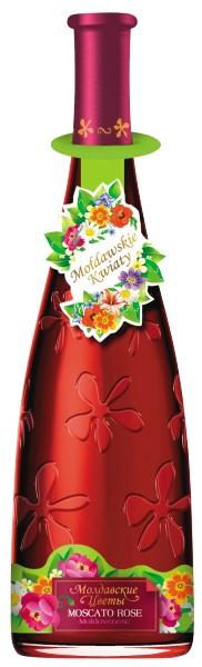 Mołdawskie kwiaty rose