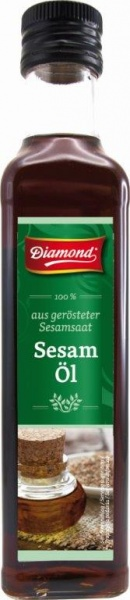 Diamond olej sezamowy 100% 250ml