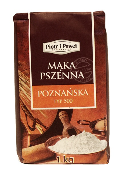 Mąka pszenna poznańska Piotr i Paweł