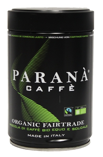 Kawa mielona parana organic fair trade