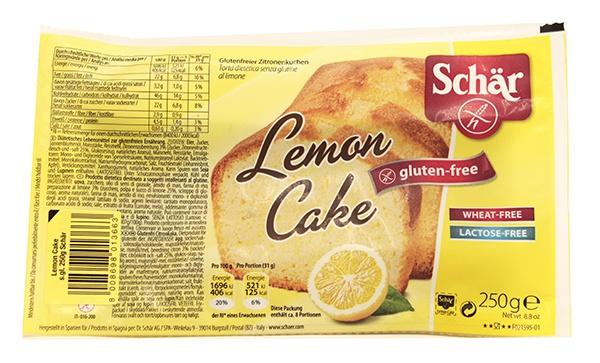 Ciasto cytrynowe Lemon Cake Schär