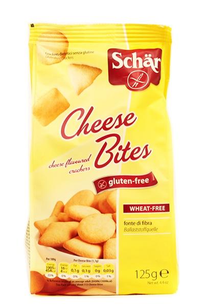 Przekąski Cheese Bites Schär