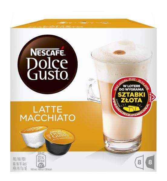 Kawa Nescafé Dolce Gusto Latte Macchiato