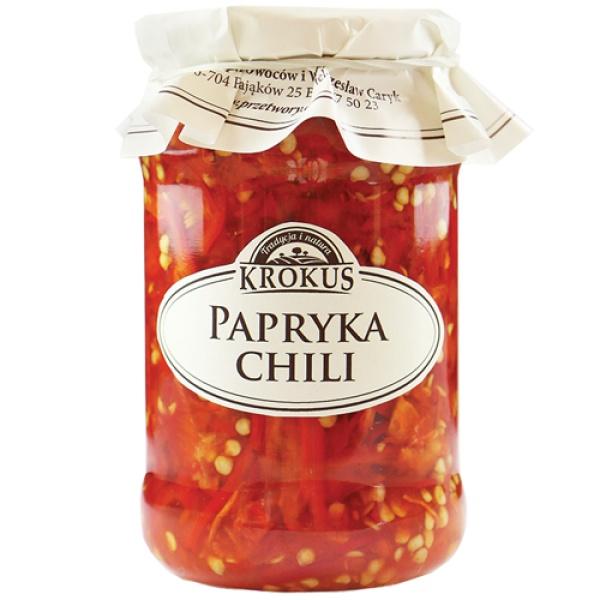 Papryka chili Krokus