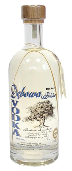 Wódka De Chene dębowa