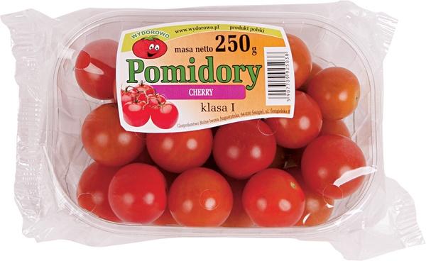 Pomidor Czerwony Cherry 250g