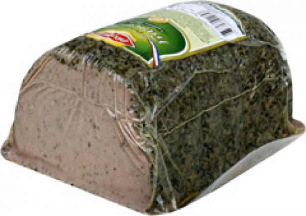 Pasztet francuski z zielonym pieprzem
