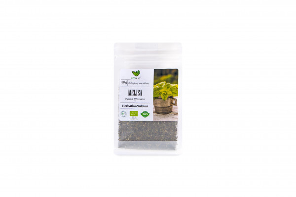 Herbata ecoblik ziołowa melisa eko