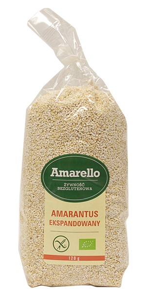 Amarello amarantus ekspandowany