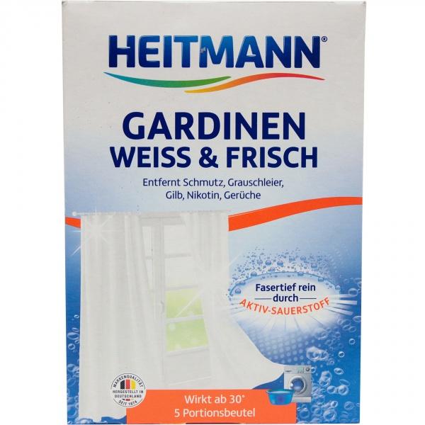 Heitmann wybielacz do firan i zasłon 5*50g