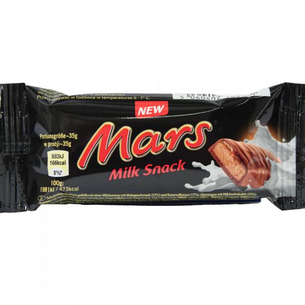 Kanapka milk snack mars