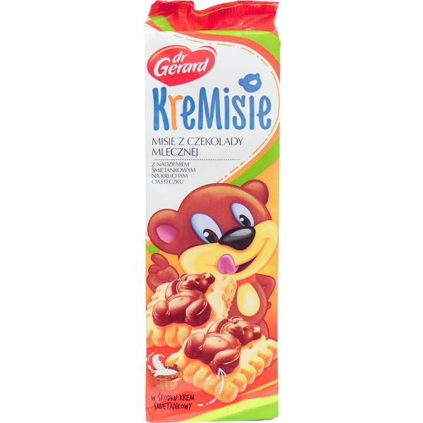 KreMisie misie z czekolady mlecznej