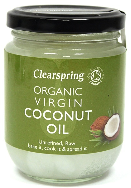 Olej kokosowy Extra Virgin Bio