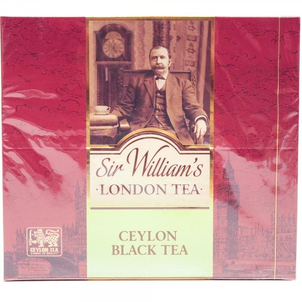 Herbata sir williams london tea ceylon black tea 100 torebek /180g