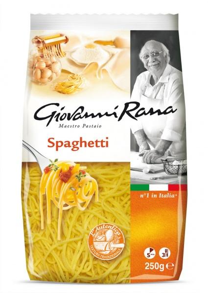 Tradycyjny makaron spaghetti