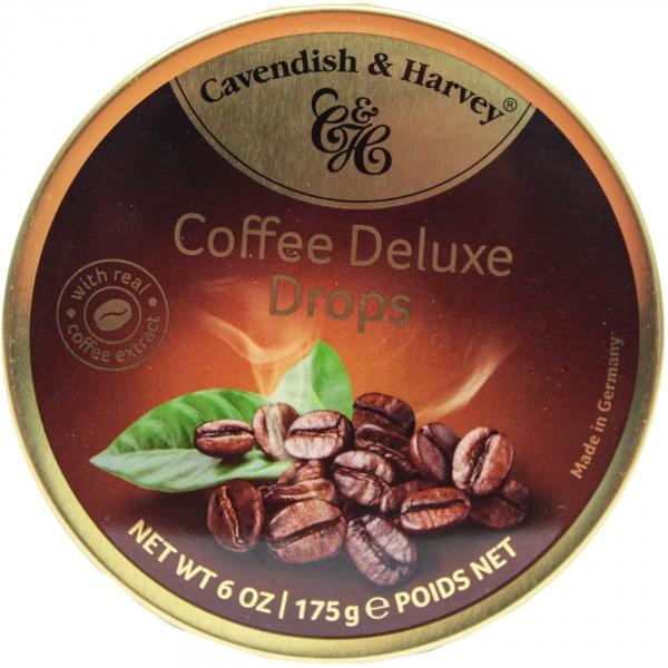 Landrynki Cavendish coffee drops