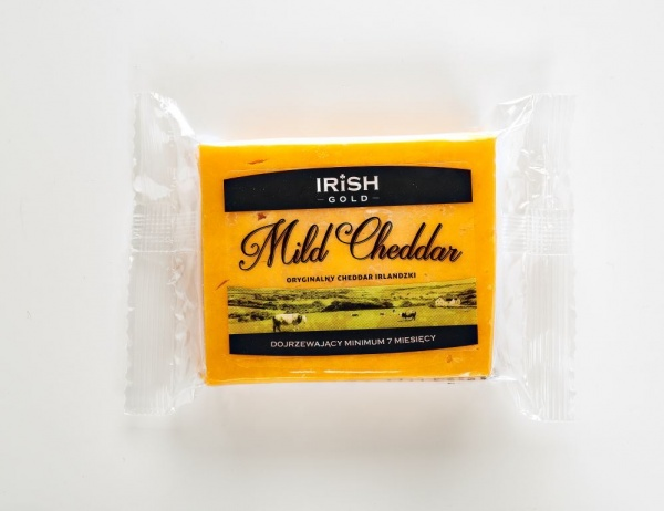 Ser cheddar irlandzki mild/200g