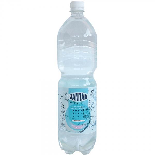 Jantar woda niegazowana