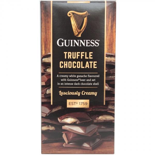Guinness czekolada deserowa z nadzieniem truflowym
