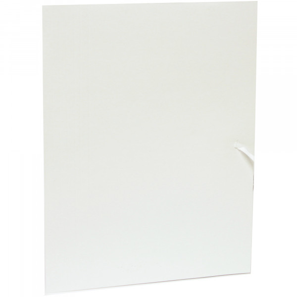 Teczka wiązana a4 biała