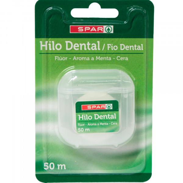 Spar nić dentystyczna 50m