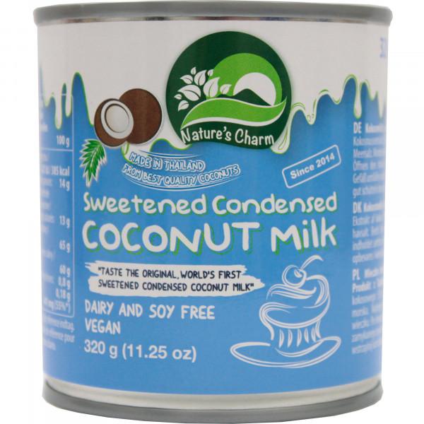 Mleczko kokosowe Nature's Carm zagęszczone słodzone