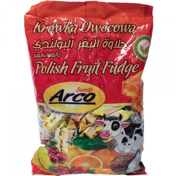 Cukierki Arco sweets krówka wielosmakowa