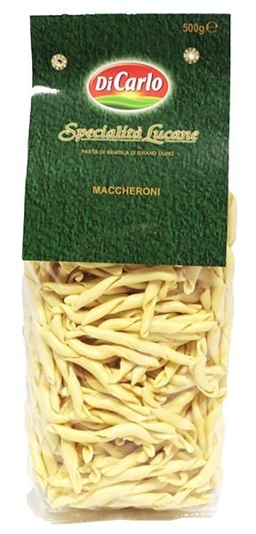 Makaron włoski domowy maccheroni di carlo