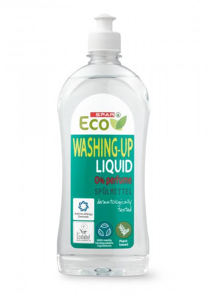 Spar eco płyn do mycia naczyń bezzapachowy