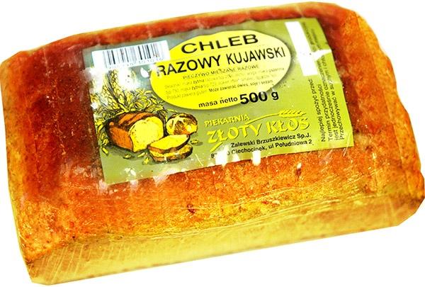Chleb Razowy Kujawski