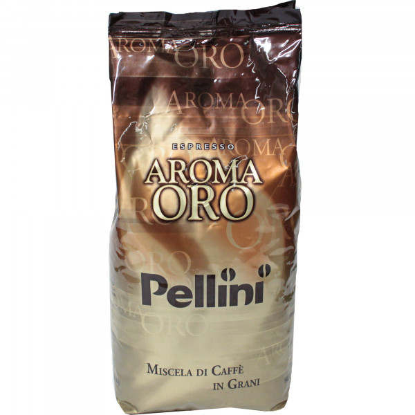 Kawa Pellini Aroma Oro Espresso
