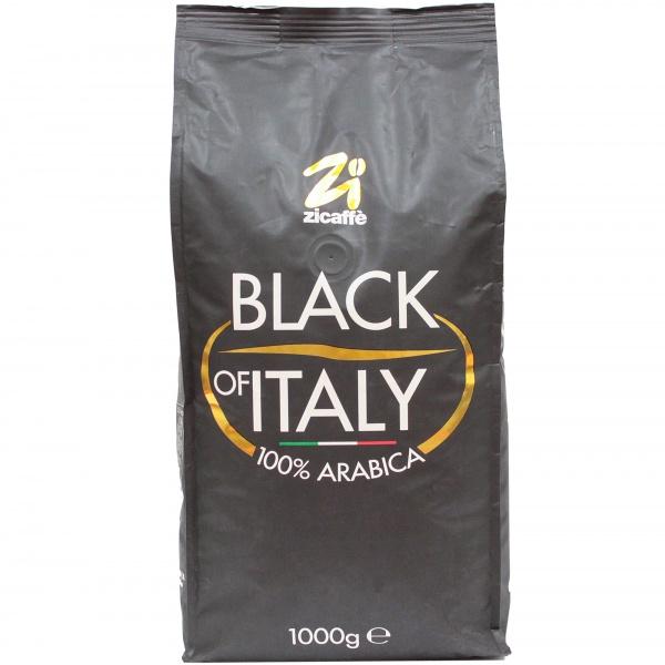 Black of Italy kawa ziarnista