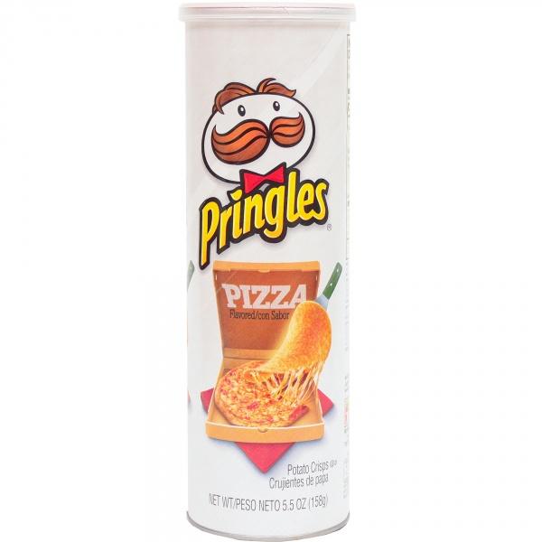 Chipsy Pringles pizza