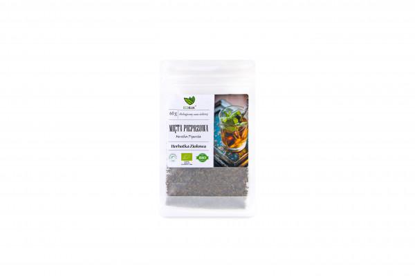 Herbata ecoblik ziołowa mięta pieprzowa