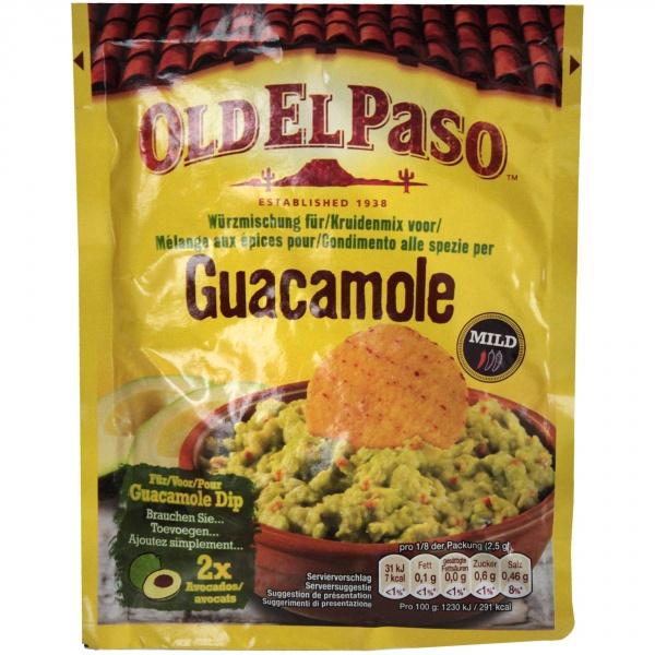Przyprawa meksykańska guacamole mix
