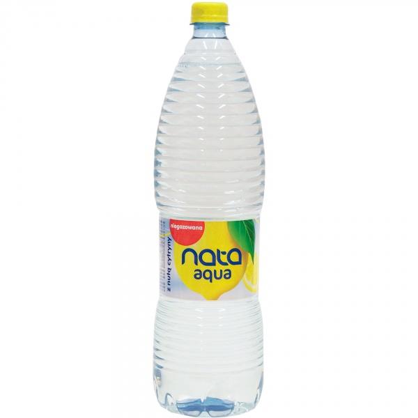 Napój niegazowany o smaku cytrynowym Nata