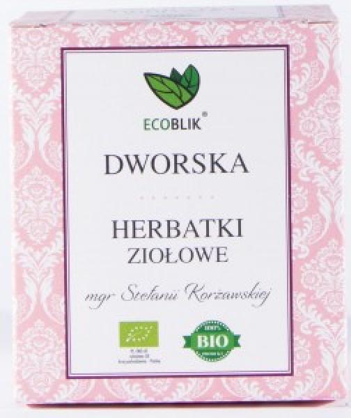 Herbata ecoblik ziołowa eksp.dworska