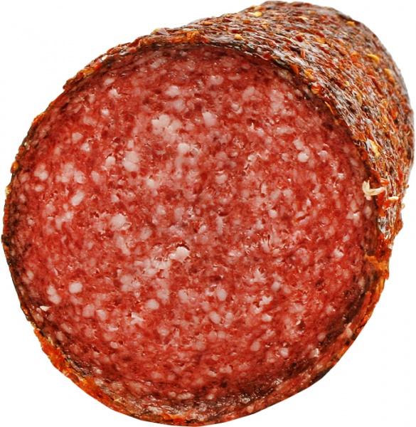 Salami z Czerwoną Papryką Spiżarnia Smaków