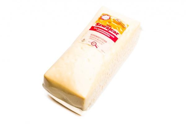 Ser szwajcar bez konserwantów i barwników