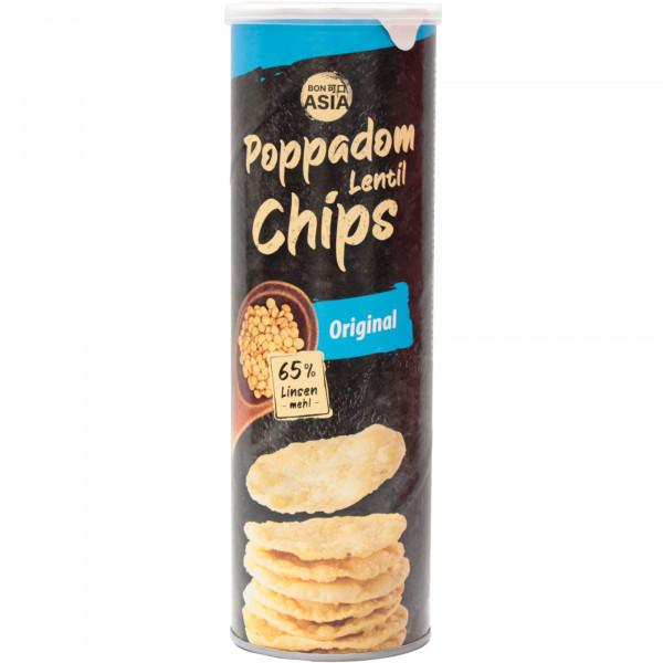 Chipsy Bonasia poppadums z soczewicy original