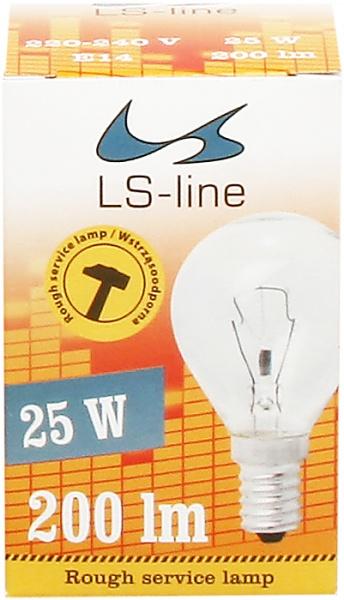 Kul.prz.25w e14 ls-line