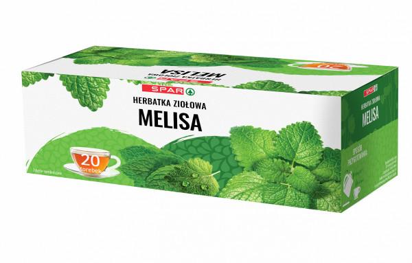 Spar herbatka ziołowa melisa