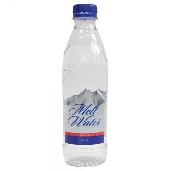 Woda niegazowana Melt Water pet