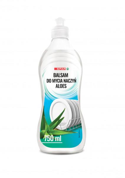 Spar balsam do mycia naczyń aloes