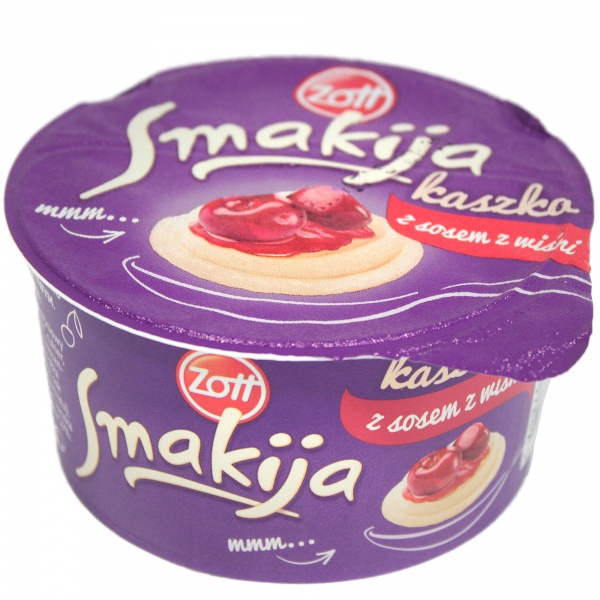 Kaszka Smakija (różne smaki)