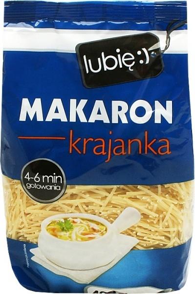 Makaron krajanka - Lubię :)