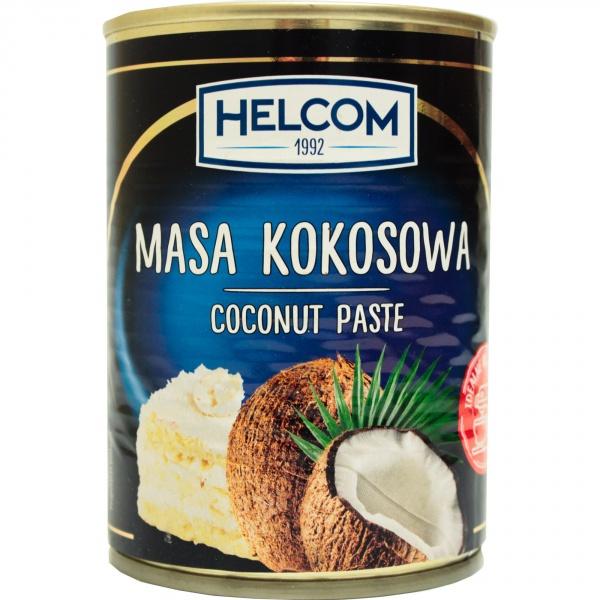 Masa kokosowa helcom