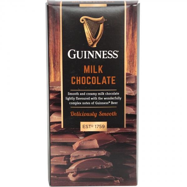 Guinness czekolada mleczna