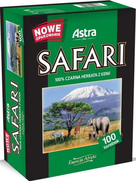 Herbata Astra SAFARI 200g