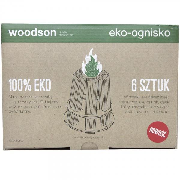 Eko-Ognisko 6szt
